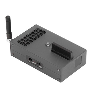 ST-154 multizone remote RF spectrum monitoring device