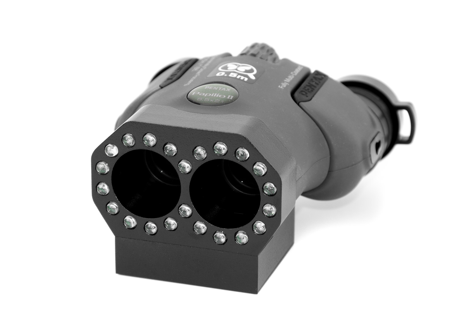 Optic-2 Camera Lenses Detector