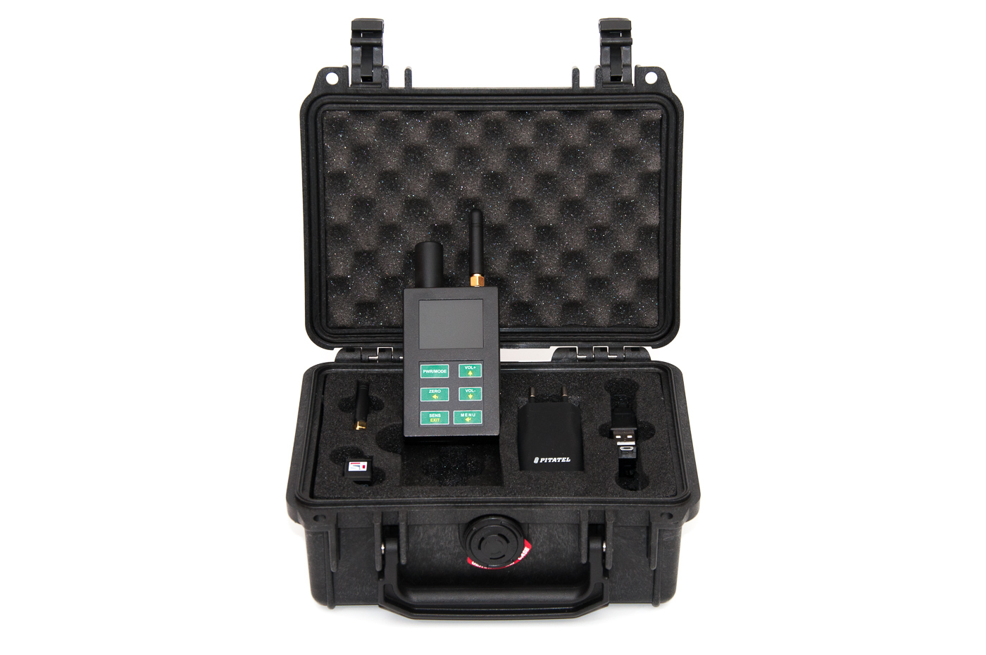 ST-111 Detector  RF, GPS TRACKER, GSM bugs, Wireless video cameras